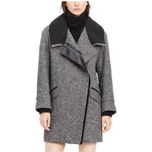 Vince Grey Wool Coat Sz. Large